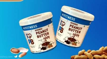 two containers of peanut butter chocolate crispy variant