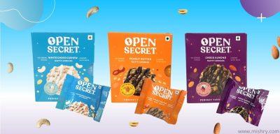 Open secret assorted cookies review