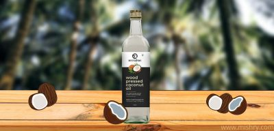 anveshan coconut oil review