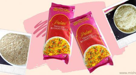 bb royal pulav premium basmati rice review