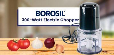 borosil chef delite bch20dbb21 300 watt chopper review