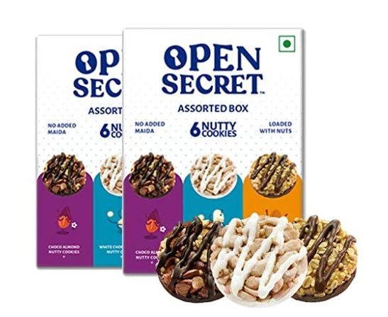 open secret cookies