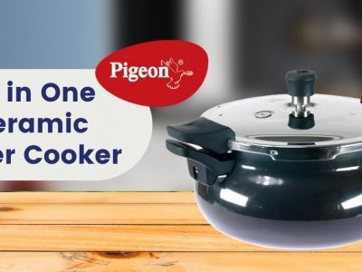 pigeon all in one ceramic super cooker 5 liters review