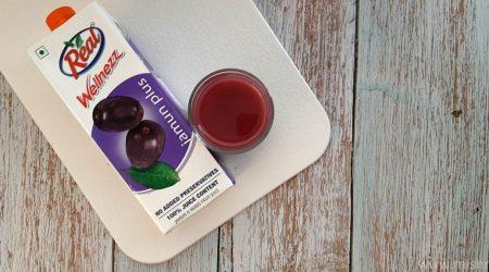 real wellnezz jamun juice review