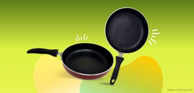 solimo non-stick fry pan review