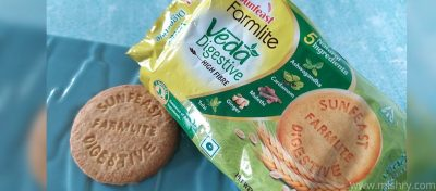 sunfeast farmlite veda digestive biscuit review