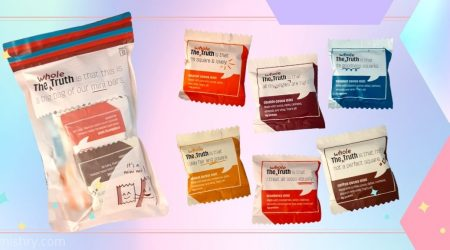 the whole truth protein bars review