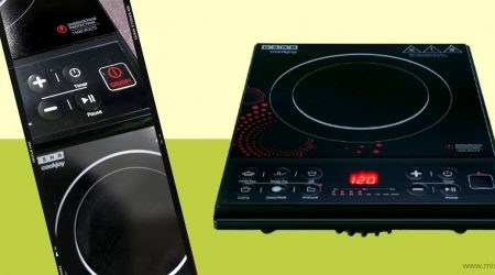 usha ic 3616 induction cooktop review
