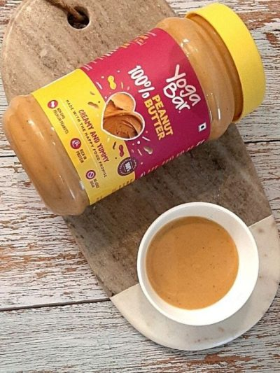 Yoga Bar 100% Pure Peanut Butter Review
