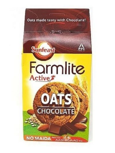 Sunfeast Farmlite Oats Biscuits Review
