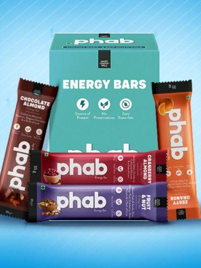 Phab Energy Bars Review