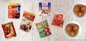 best gulab jamun instant mix brands in india