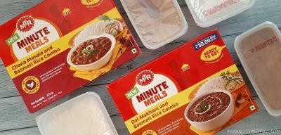 mtr minute meals combos review